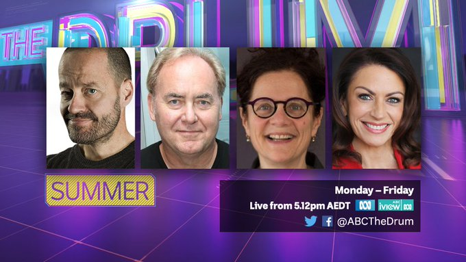 Would you take a derivative of magic mushrooms to treat depression and anxiety? Tonight on #TheDrum dying patients are being treated with 'magic mushrooms' to reduce anxiety about death and audit finds the Great Barrier Reef grant did not comply with transparency rules Photo