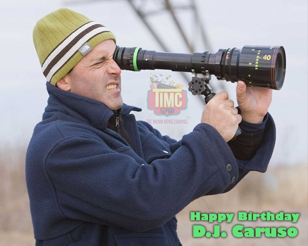 Happy 54th Birthday to Hollywood most talented Director #DJCaruso! #DJ #Caruso #Hollywood #American #Director #Birthday #January17 #DJCaruso #HBDDJCaruso #BirthdayWishes #BestWishes #HappyBirthday #TIMCWishes #Hollywood #Hollywoodstar #Director