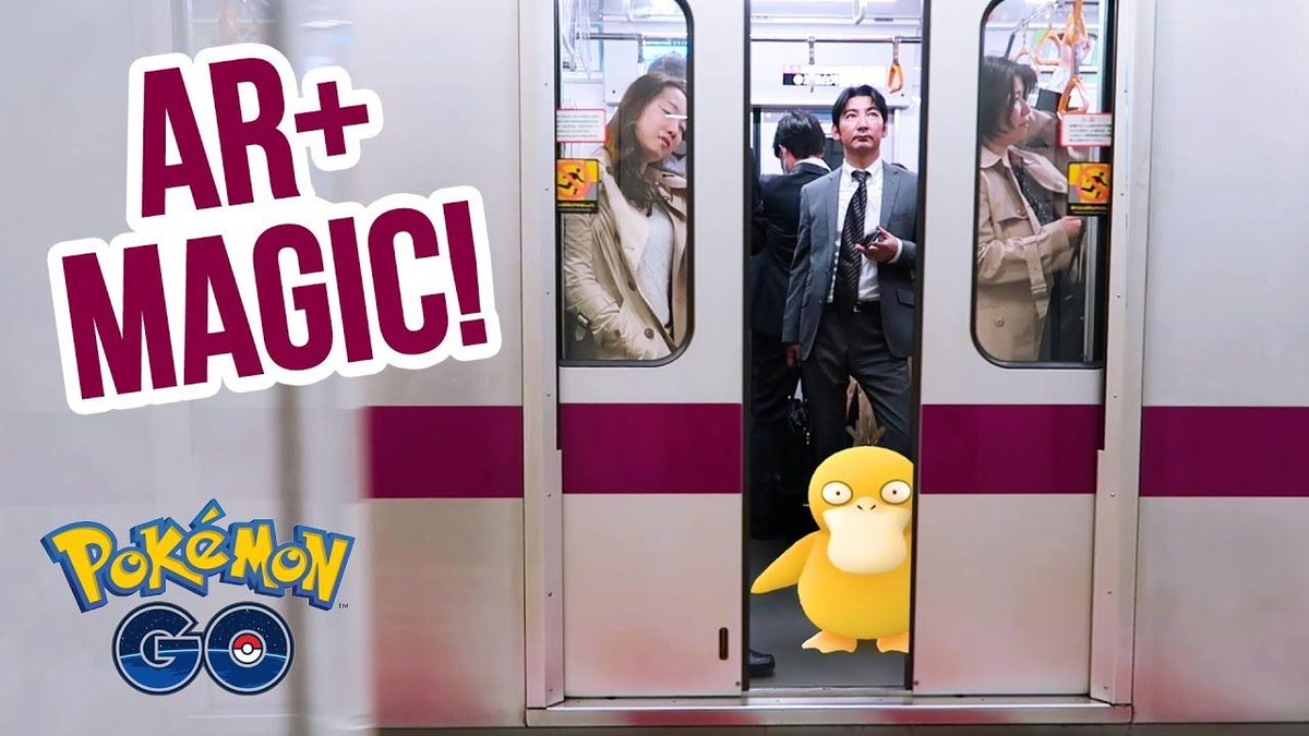 I updated my showreel of green-screen edits in #PokemonGO! Excited to work on more of these going into 2019! Suggestions/ideas welcome  WATCH   https:// buff.ly/2DeycTx  &nbsp;  <br>http://pic.twitter.com/8bc7VzbCgD