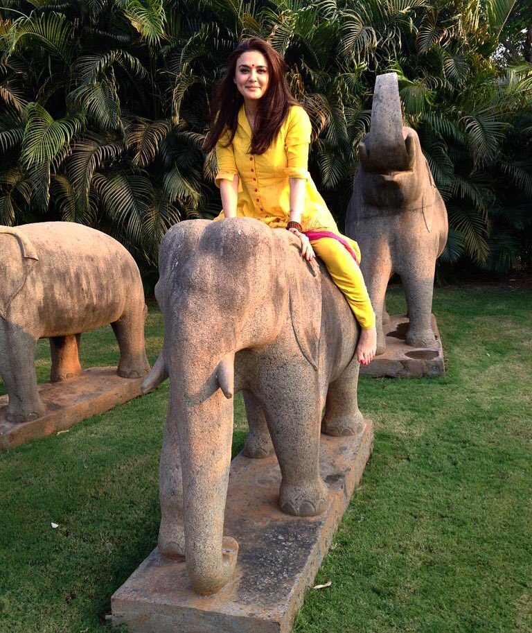 Preity G Zinta's photo on #ThursdayThoughts