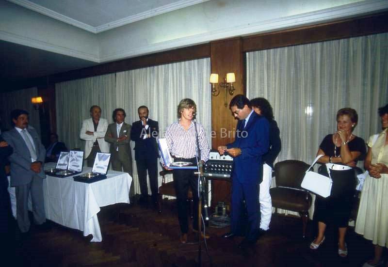 Jose Luis Di Palma @ottodipalma te estan entregando un premio el TC-2000 ?