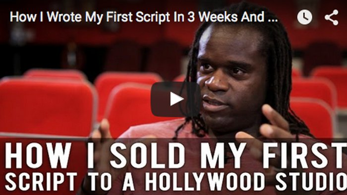 test Twitter Media - How Markus Redmond #Wrote His First #Script In 3 Weeks And Sold It To A #Hollywood Studio  https://t.co/kmNoXdxuuW  #screenplay #writing #writer #screenwriting https://t.co/quRbfStiJu