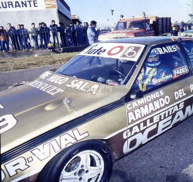 Gabriel Raies Cupe Fuego, TC-2000 @GabrielRaies