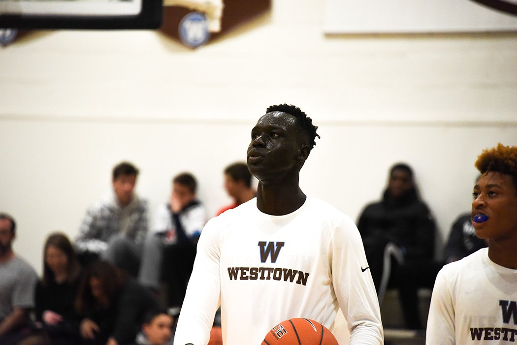 Inside John Bol Ajak's journey and commitment to Syracuse