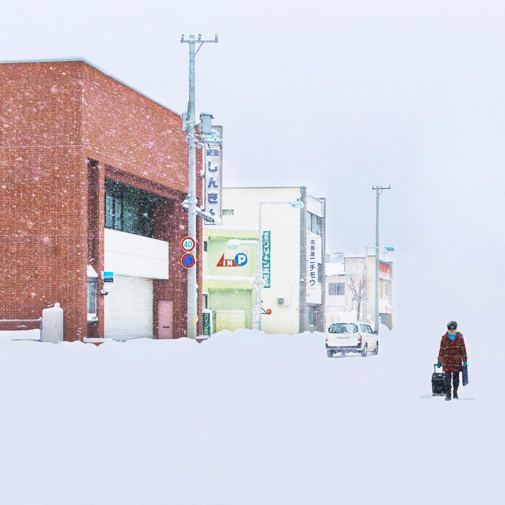 RT @Kvin_1: <Wind of Okhotsk> #photography  : 중국의 사진작가 Ying Yin이 눈(雪)의 고장 홋카이도에서 담아 낸 연작 https://t.co/DVsXqxVZ6I