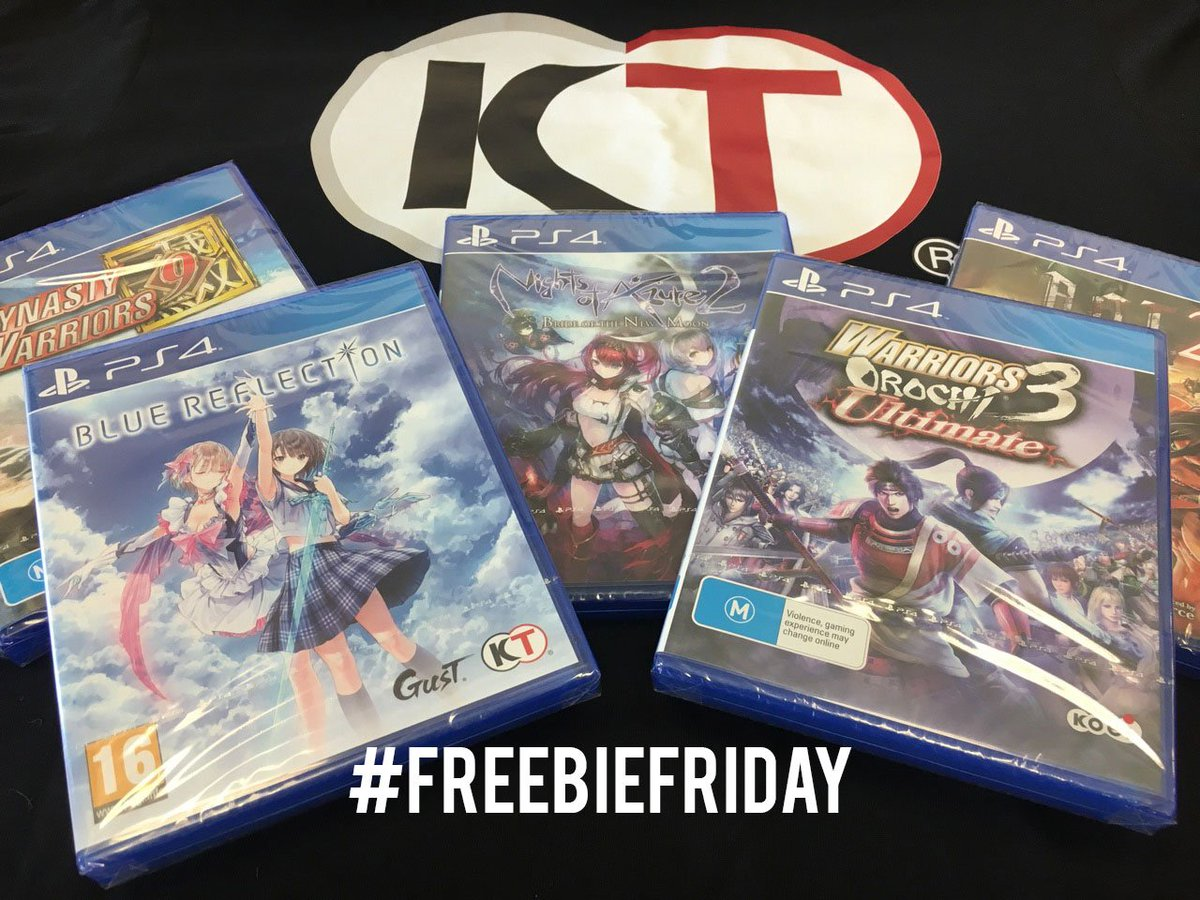 #FreebieFriday Games, games, games - win any game from our library!  RT + Follow + Reply with the hashtag of the game you want a chance to win!   Winners picked 5PM today. Send memes. EMEA only. <br>http://pic.twitter.com/RGzDq8k8hn
