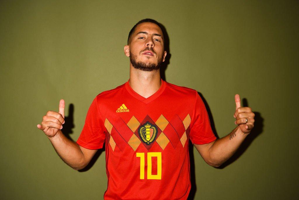 🇧🇪 Belgiens Sportler des Jahres. ✅ 🇧🇪 Belgiens Fußballer des Jahres. ✅ 🇧🇪 Bester belgischer Spieler im Ausland. ✅  😎🤙 @hazardeden10 + 2018 = 🔝💯