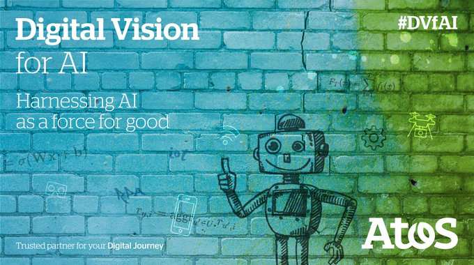 By harnessing the power of #AI, the potential for positive impact on wider society...