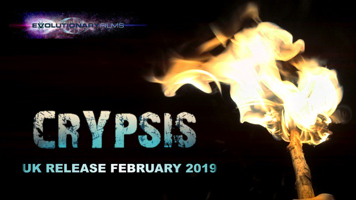 Is fire a friend or a fiend when you're trying to run away from a monster? Crypsis coming soon to the UK! #Crypsisiscoming #UKRelease #HorrorMovie #MonsterInTheWoods #Island #CreatureFeature #MonsterMovie #Survival #Escape #ItsAlwaysWatching #EvolutionaryFilms