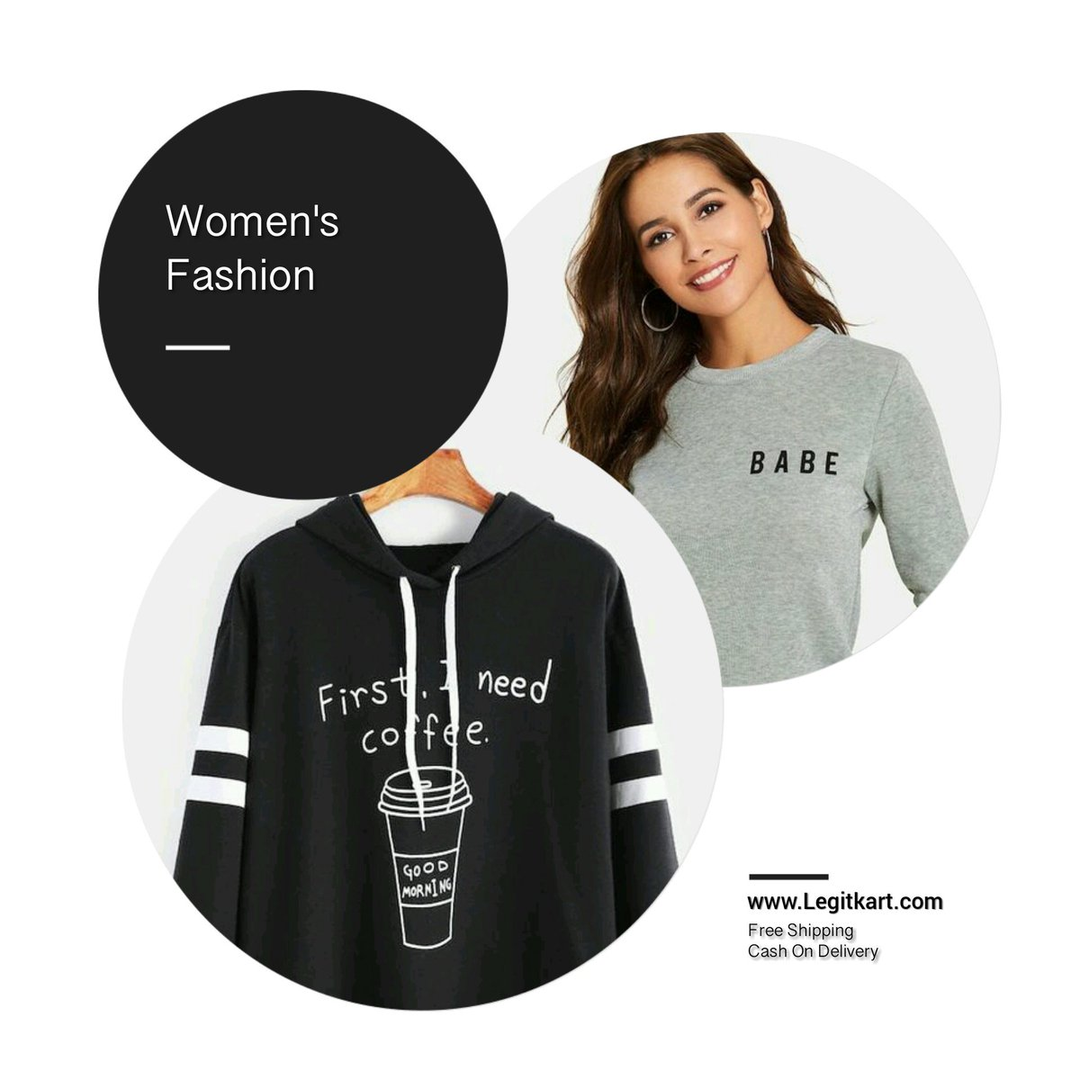 6fb02f30 Legitkart.com Get Free Shipping | Pay Cash On Delivery | Easy Returns @ legitkart #Legitkart #style #fashion #tshirt #shopping #womensfashion  #freeshipping ...