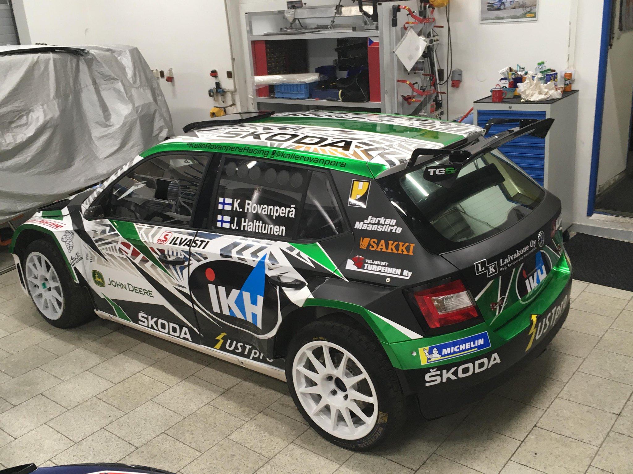 WRC: 87º Rallye Automobile de Monte-Carlo [22-27 de Enero] - Página 2 DxGD45mXQAAXmbt