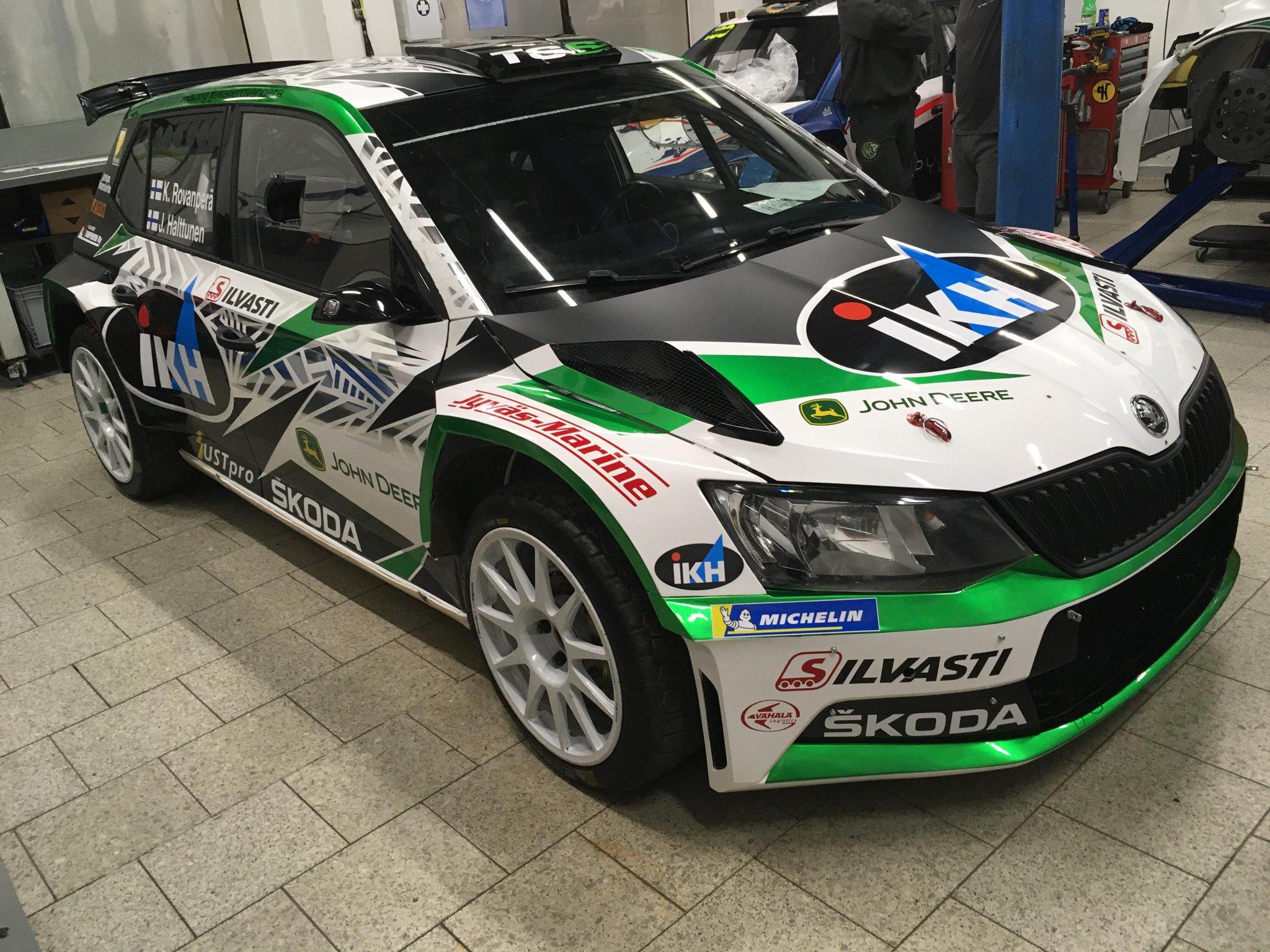 WRC: 87º Rallye Automobile de Monte-Carlo [22-27 de Enero] - Página 2 DxGD4HiUUAACDj1