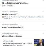 #AndaLevantaJ17 Twitter Photo