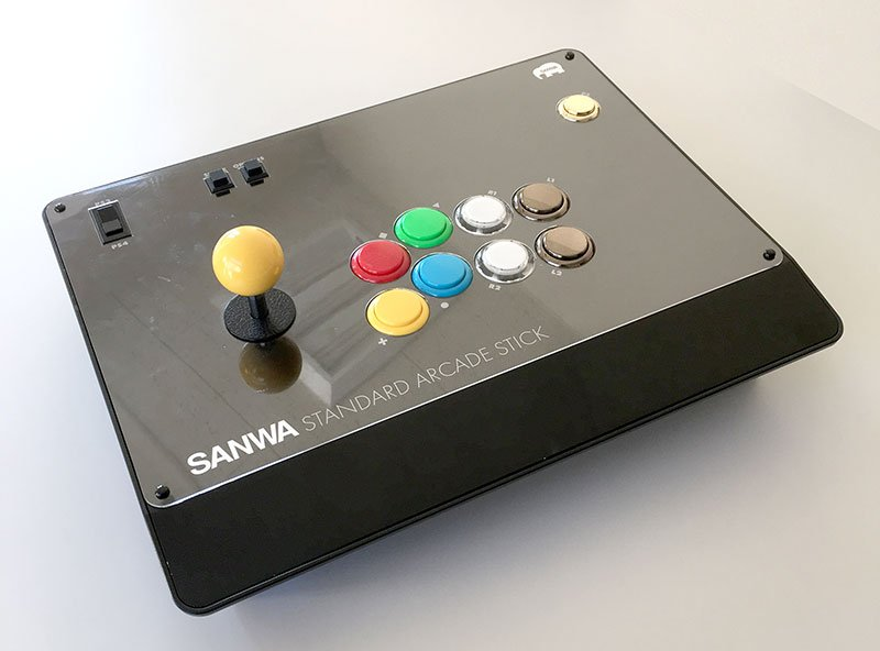 SANA STANDARD ARCADE STICK for PS4 MoNo