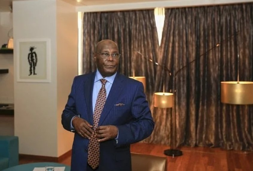 """#Atiku Abubakar, #Nigeria's main opposition candidate, is an Arsenal fan wih 26 kids. He says he's a political centrist who admires figures on the left and right. He looks up to Margaret Thatcher. """"She was a great prime minister,"""" he tells @business. https://www.bloomberg.com/news/articles/2019-01-16/abubakar-will-change-nigeria-s-central-bank-governor-if-elected…"""