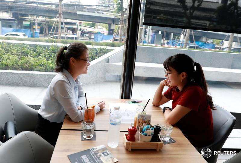 Hit by years of declining enrollment of local students, Thai institutions scramble to meet recent surge in demand as Chinese students look for alternatives to Western schools https://reut.rs/2FEZrIj by @panuw