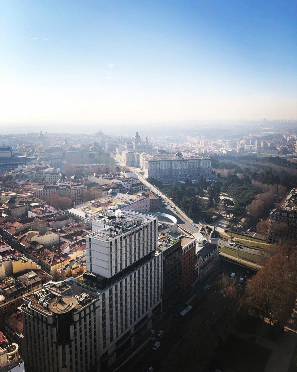 Gran Vía de Madrid's photo on #FelizJueves