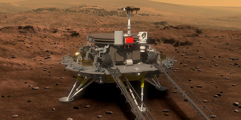 China wants to launch to Mars next year — part of an ambitious plan to bring the first Martian soil samples back to Earth https://t.co/hAd01UcvPm