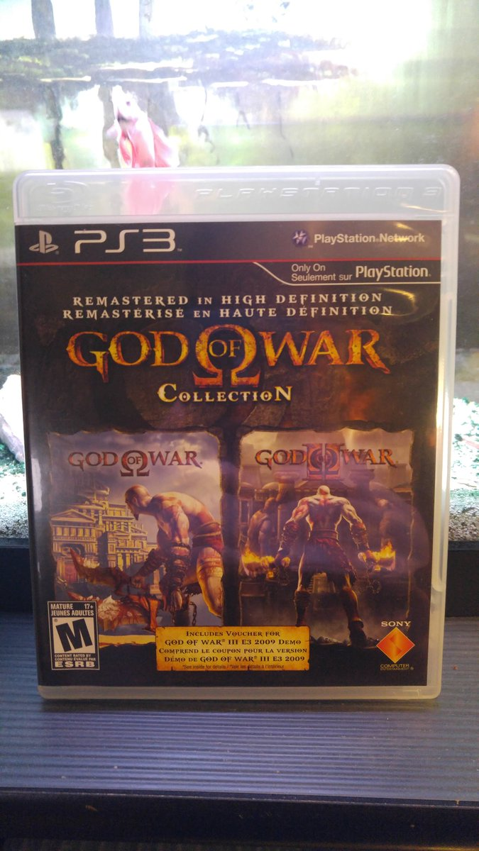 God of War psp Game