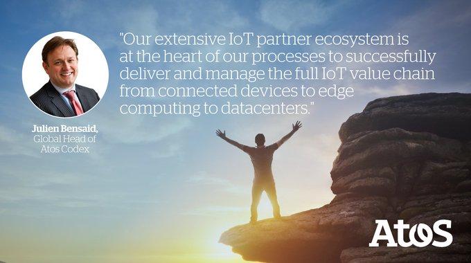 Atos wird erneut von der @EverestGroup als weltweit führend im Bereich #IoT-Services eingestuft...
