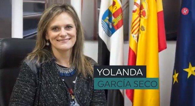 En unos minutos, comienza la entrevista a la @DGobExtremadura , @Yolasec, en @AhoraExt. Abrimos hilo 👇  🔴 https://t.co/e8COujb1E3  #EXN https://t.co/3KTBa0EgeH