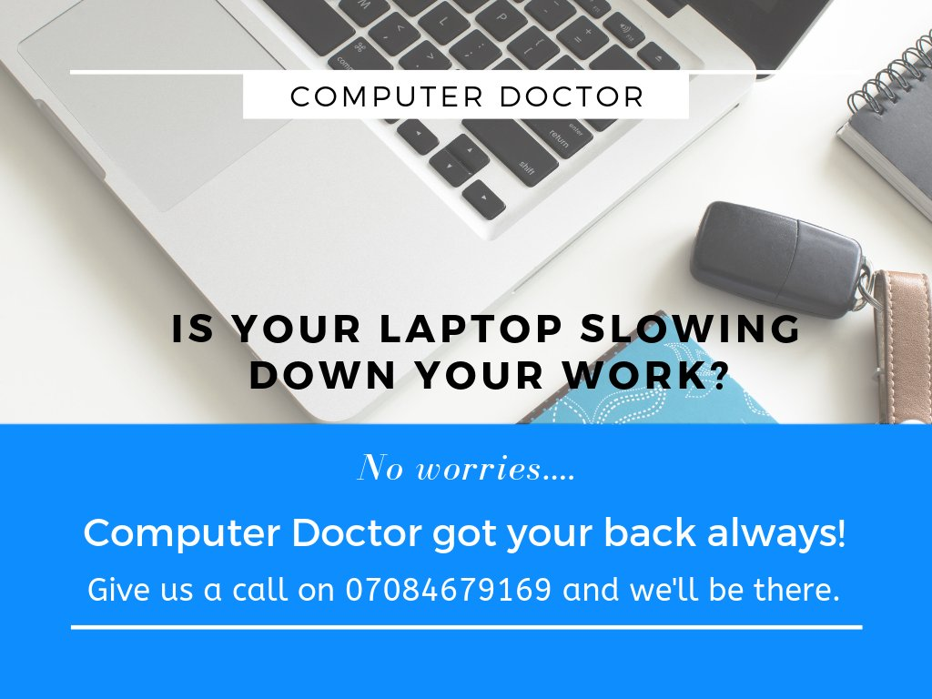 COMPUTER DOCTOR on Twitter: