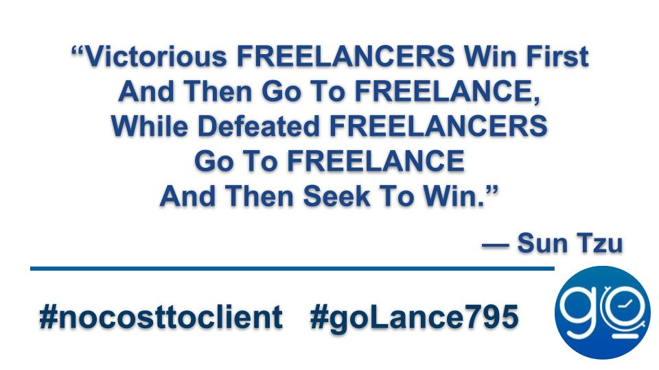2019 - It&#39;s GO Time To Start Your #freelance Machine!  SignUp:  https:// golance.com/signup/r/cdfWN  &nbsp;      #freelancers #remotework #remoteworking #WorkFromHome #futureofwork #workfromanywhere #upwork #upworksuccess #toptal #digitalnomads #goLance #BeYourOwnBoss #goLance795 #nocosttoclient<br>http://pic.twitter.com/3cOigdWuGE