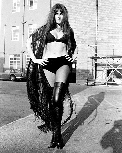 A belated happy birthday to the great CAROLINE MUNRO!