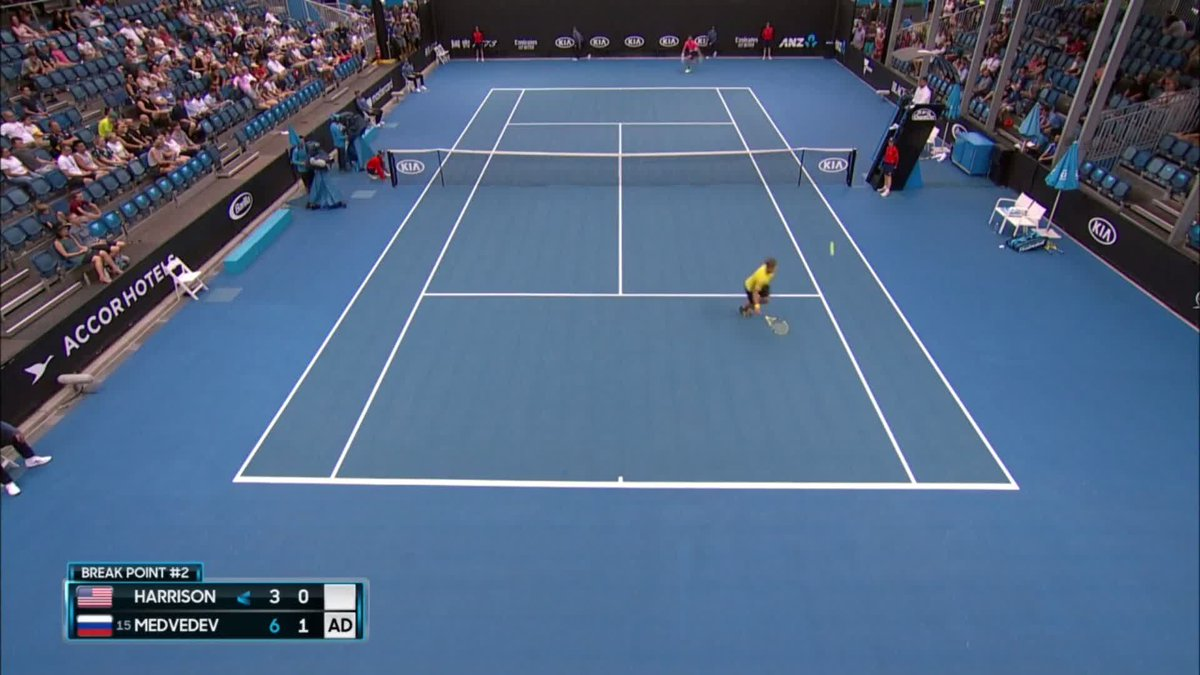 Now this is better. #AusOpen