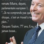 jacques toubon Twitter Photo
