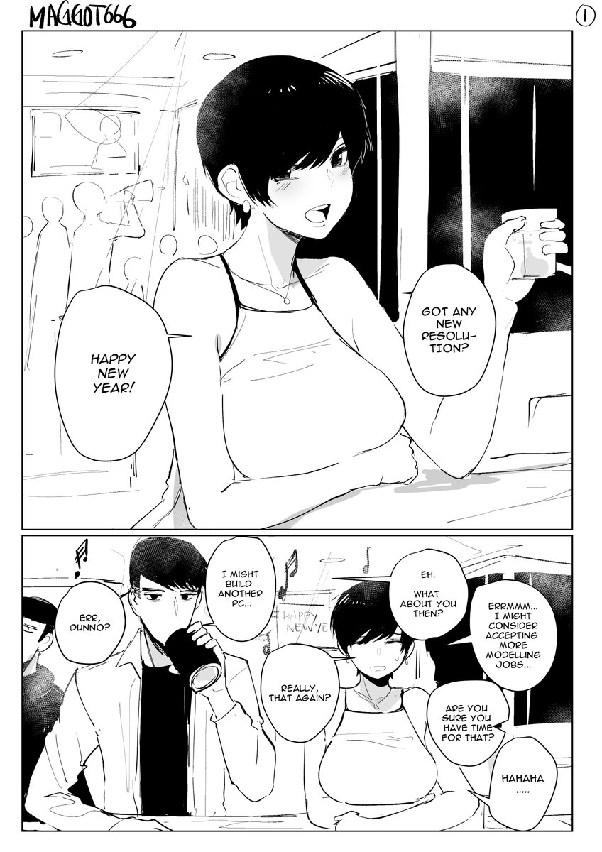 [Part 1/2] Ending the vacation arc! #olchan #vacation
