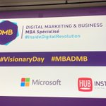 #MBADMB Twitter Photo