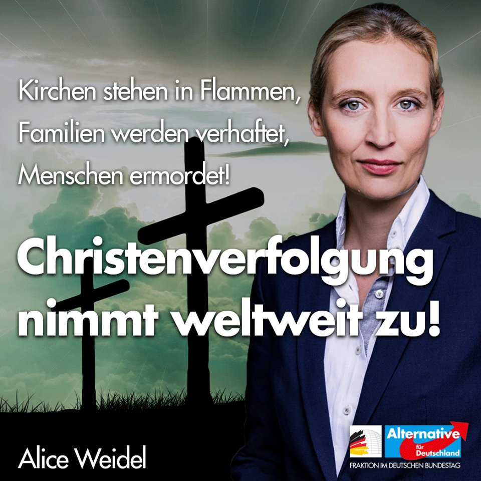 Alice Weidel's photo on #Bundestag