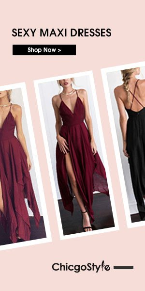 Chicgostyle sexy maxi dresses