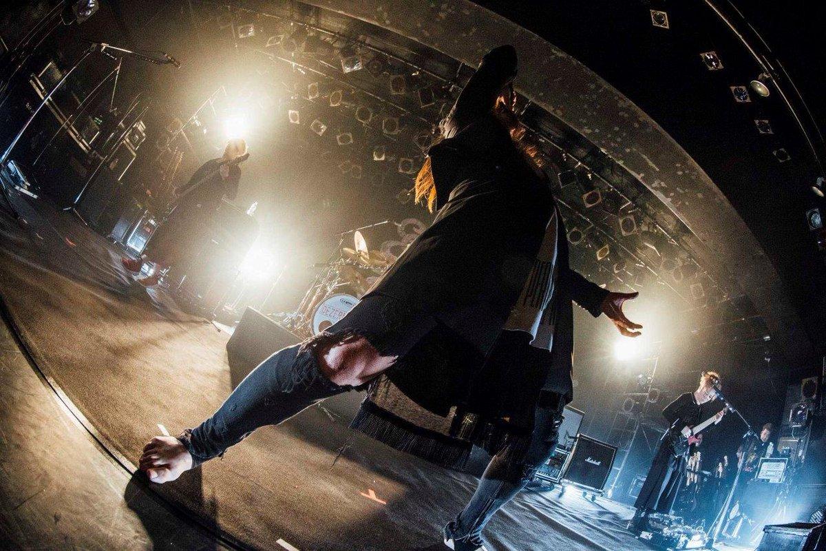 RT @Vif_music: 【Live Report】MUCC×DEZERT@恵比寿LIQUIDROOM初日のレポートをUP!https://t.co/wvSJEbGsQU #Vif #MUCC #DEZERT https://t.co/nbNHNC2kyN