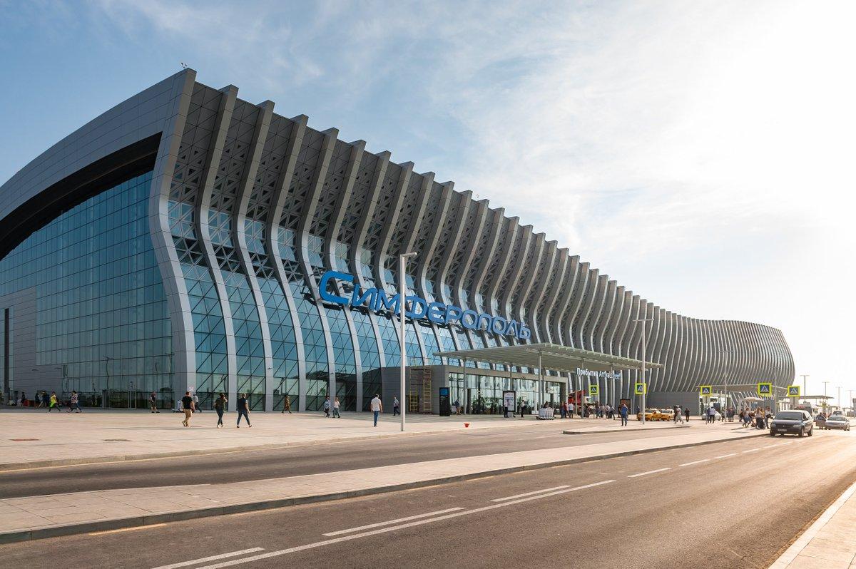 Resultado de imagen para Simferopol Airport