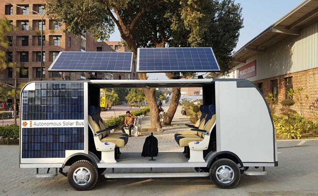 Students design driverless bus that runs on solar power, cost Rs. 15 lakh https://t.co/6YxhPRGPSZ