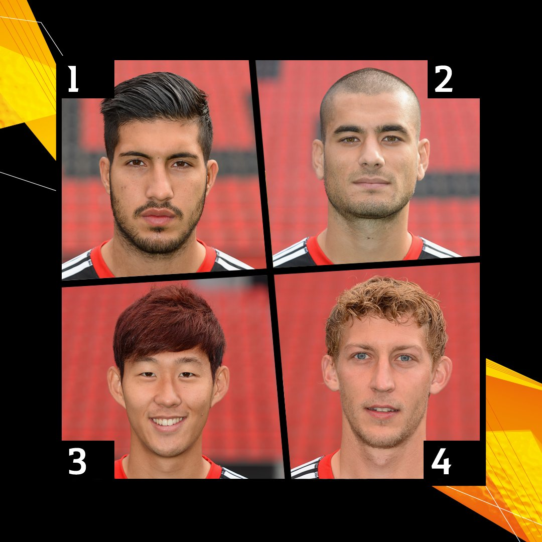 ⏳⏪ Leverkusen 2013/14 ⚫️🔴  If you could only pick 1 player... 🤔  #UEL #ThrowbackThursday