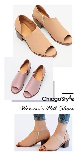 Chicgostyle cheap flat&loafers
