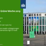 #GrueneWoche Twitter Photo