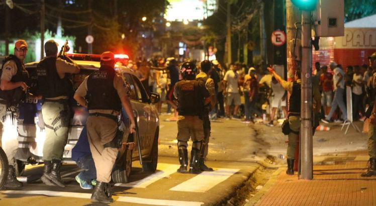 Mais um ano terror das organizadas no Recife?: