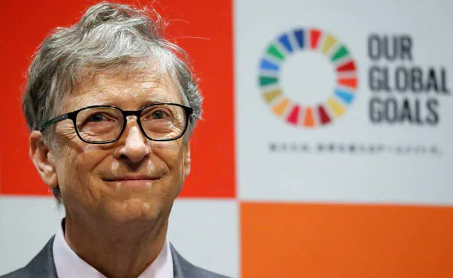Microsoft co-founder Bill Gates congratulates India for Ayushman Bharat scheme https://t.co/3kDYD5r31H