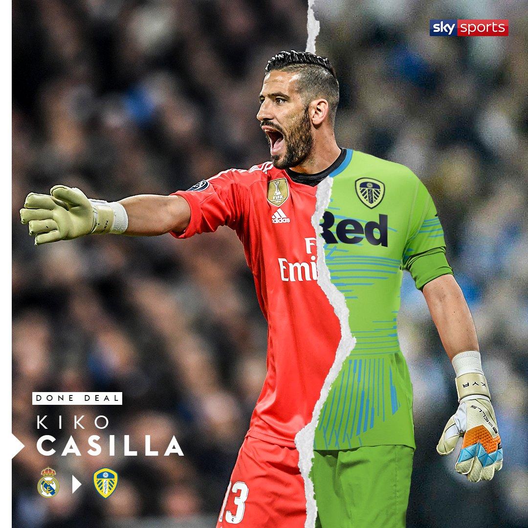 Sky Sports News's photo on Kiko Casilla