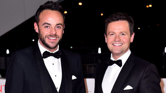 ITV News's photo on Ant McPartlin