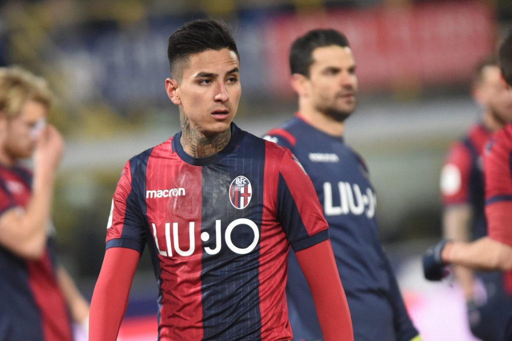 ⚡🔋 Battery powered 🔋⚡  @ErickPulgar and Adam #Nagy are both in the top 5⃣ for average distance covered in @SerieA this season! 🙌  #WeAreOne 🔴🔵