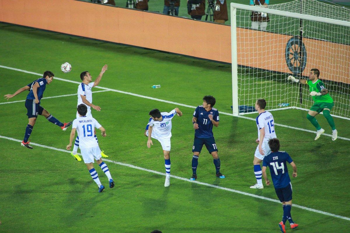 ชิโอตานิ ซัดคม!! ญี่ปุ่น พลิกดับอุซเบ 2-1 ผงาดแชมป์กลุ่มเอฟ