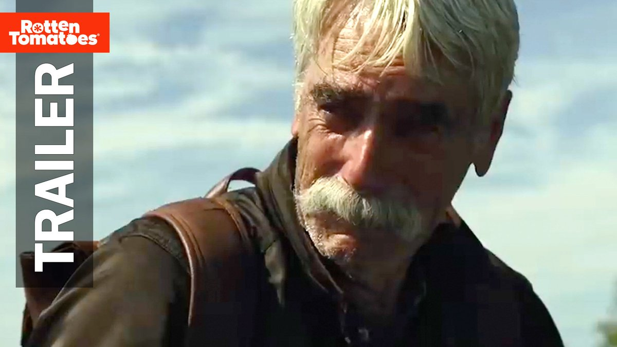 From the studio that brought you 'Mandy', Sam Elliott is 'The Man Who Killed Hitler and Then The Bigfoot'