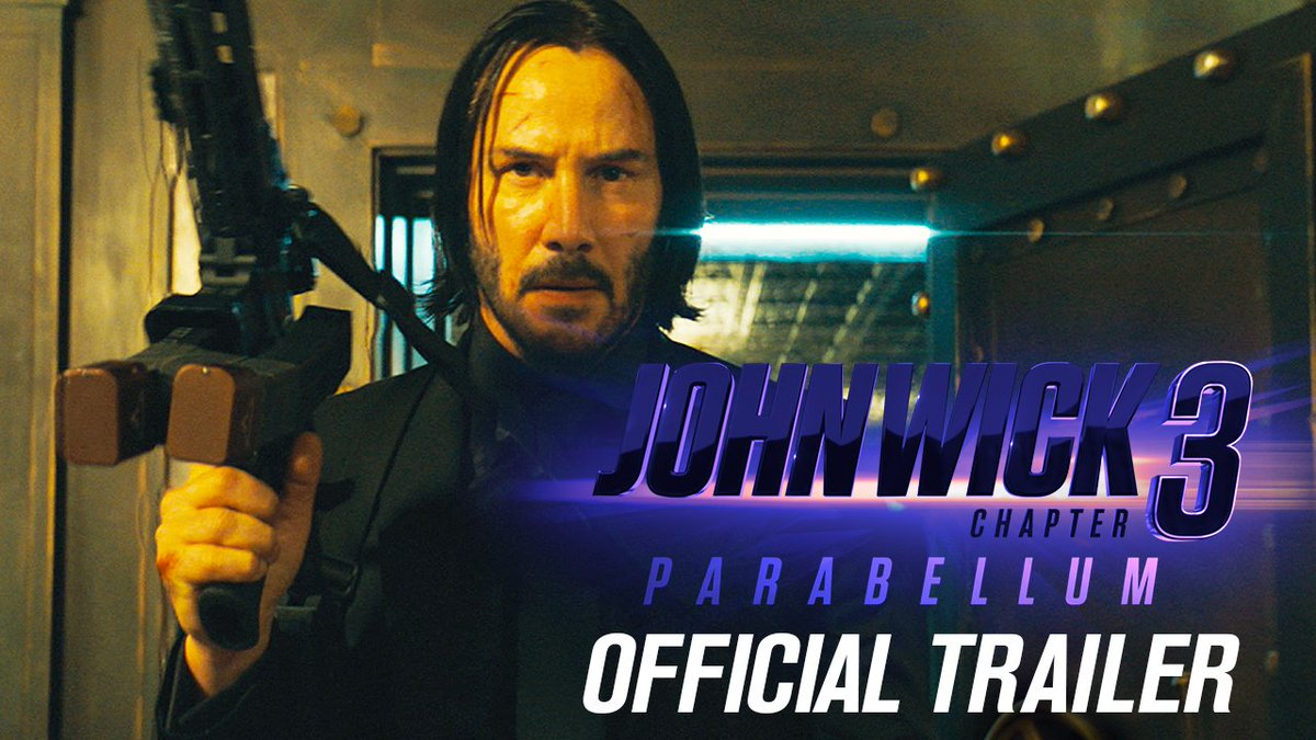 John Wick: Chapter 3 - Parabellum's photo on #JohnWick3