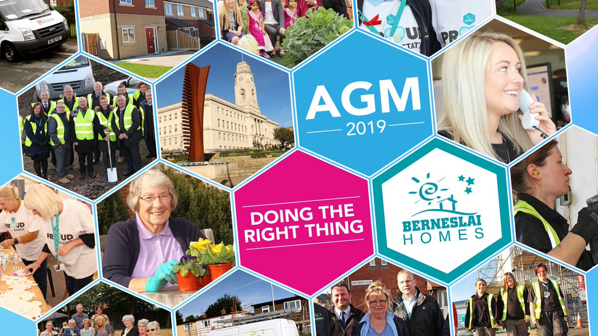 Only a few hours to go until our AGM tonight. Come along, doors open at 6pm, starting at 6.30pm at The Core, Barnsley Town Centre. We'll be reflecting on the last 12 months, looking to the future & showing how we're #Doingtherightthing for Barnsley. #TownSpirit @BarnsleyCouncil