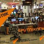 Sputnik Twitter Photo